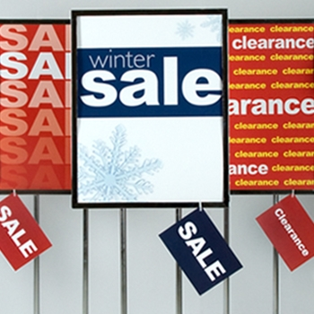 How to promote closeout sales at your store