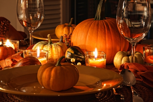It's not too early to plan Thanksgiving decor