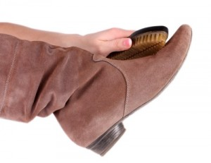 Keep your leather boots in their best shape!