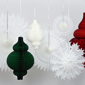 Plan your holiday visual displays in advance