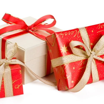 3 steps to an efficient gift-wrapping station