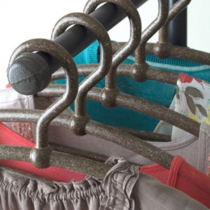 Embrace eco-friendly, sustainable sugarcane hangers