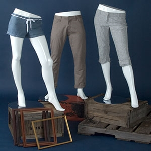 Who wears short shorts? Ideas for half pant forms