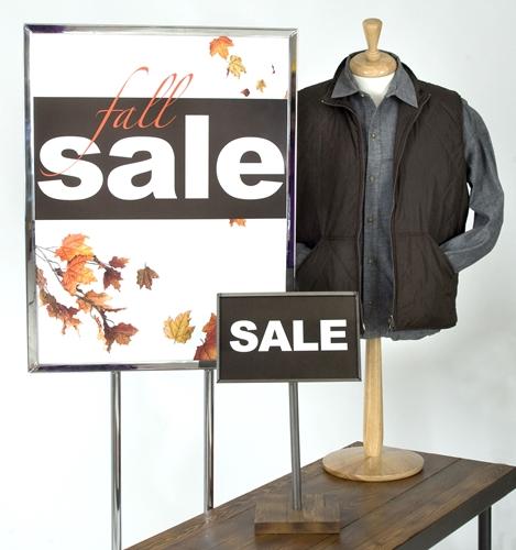 Take advantage of fall sales to prepare for the future