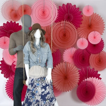 Welcome Spring Through Visual Merchandising Infographic