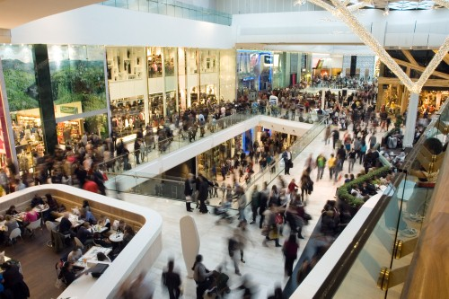 With nearby retailers, it's not all about competition
